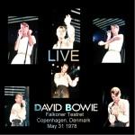 David Bowie 1978-05-31 Copenhagen ,Falkoner Teatret – Live Copenhagen 1978 – (low gen) – SQ -8