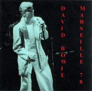 David Bowie 1978-05-27 Marseilles ,Palais des Sports - Marseille 78 - (remastered by halloween jack) - SQ -8