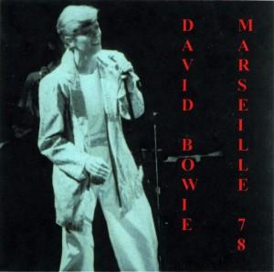 David Bowie 1978-05-27 Marseilles ,Palais des Sports - Marseille 78 - (remastered by halloween jack) - SQ -8
