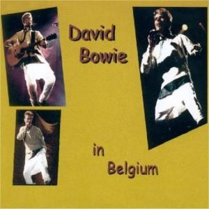 David Bowie 1997-07-04 Werchter ,Festival terrein ,Torhout-Wechter Festival (GP100pc - JB) - SQ 8+