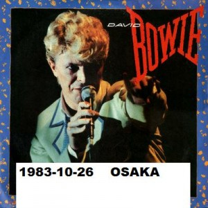 David Bowie 1983-10-26 Osaka,Japan