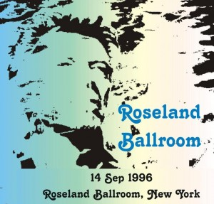 David Bowie 1996-09-14 New York ,Roseland Ballroom - Roseland Ballroom - (unknown gen aud cassette - JB) - SQ 8+
