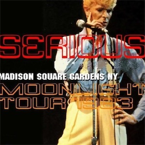 David Bowie 1983-07-25 New York ,Madison Square Garden - The Lostbrook Tape Series (Volume 65) - SQ 8