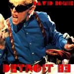 David Bowie 1983-07-30 Detroit ,Joe Louis Arena (off master JEMS ) – SQ 8