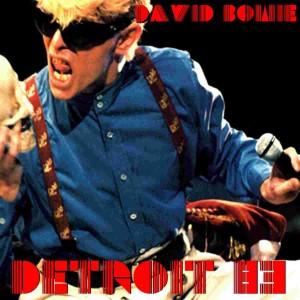 David Bowie 1983-07-30 Detroit ,Joe Louis Arena (off master JEMS ) - SQ 8
