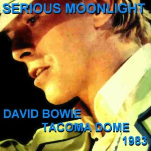David Bowie 1983-08-11 Tacoma ,Tacoma Dome (JEMS off master) - SQ 8