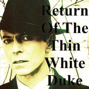 David Bowie 1990-03-07 Toronto ,Skydrome - Return Of The Thin Wite Duke - (Off master) - SQ -8