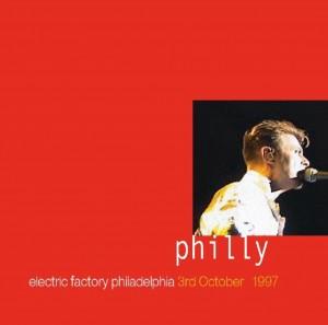 David Bowie 1997-10-03 Philadelphia ,Electric Factory (Michael Lamers DAT - DG) - SQ 8,5