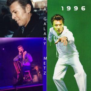 David Bowie 1996-02-16 Amnéville (Mets),Le Galaxie - Mets - (DAT clone GP) - SQ 8+