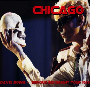 David Bowie 1983-08-04 Chicago ,Rosemont Horizons (RD) - SQ -9