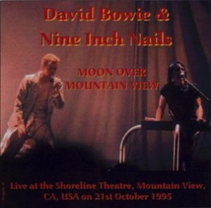 David Bowie 1995-10-21 Mountain View ,Shoreline Amphitheater - Moon Over Mountain View (complete audio - JB)