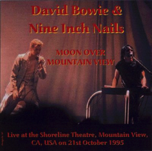 David Bowie 1995-10-21 Mountain View , Shoreline Amphitheater (complete aud - JB)