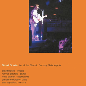 David Bowie 1997-10-04 Philadelphia ,Electric Factory (Michael Lamers DAT - DG) - SQ 8,5