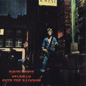 David Bowie 1972-08-19 London ,The Rainbow Theatre - Starman Over The Rainbow - SQ -8