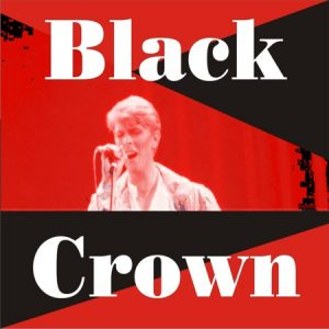 David Bowie 1978-04-17 Chicago ,Arie Crown Theater - Black Crown - (blackout) - SQ 7