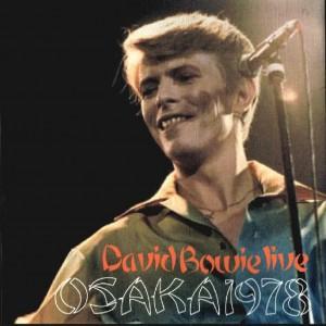 David Bowie 1978-12-07 Osaka ,Koseinenkin Kaikan Hall - Osaka 1978 - (Diedrich) - SQ -8