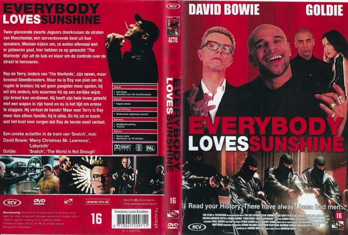 David Bowie Everybody Loves Sunshine (1999)