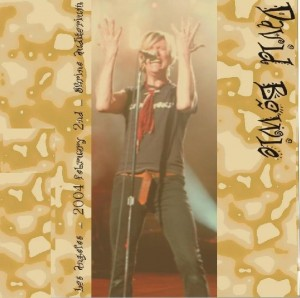 David Bowie 2004-02-02 Los Angeles ,Shrine Auditorium - My Reality - (DAT master Dan the Taper) - SQ -9