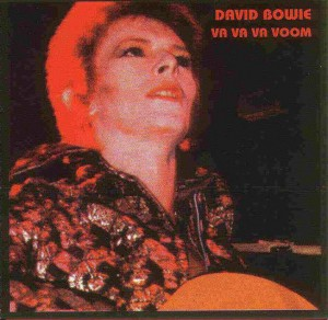 David Bowie 1972-11-25 Cleveland ,Public Auditorium - (Diedrich) - SQ -8