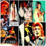 David Bowie 1973-05-18 Glasgow ,Apollo Theatre – Glasgow 73 – (1st. Show ,Matinee) – SQ 6