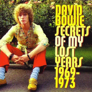 David Bowie Secrets Of My Lost Years 1969-1973 (3cd set) - SQ 8,5
