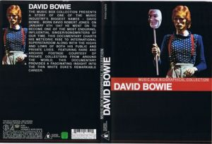 David Bowie Music Box Biographical Collection
