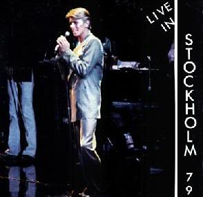 David Bowie 1978-06-04 Gothenburg ,Scandinavium - Live in Stockholm 1979 - (Diedrich) - SQ -8.