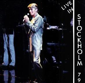 David Bowie 1978-06-04 Gothenburg ,Scandinavium - Live in Stockholm 1979 - (Diedrich) - SQ -8.