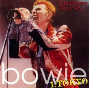 David Bowie 1996-06-04 Toky ,Japan,Nihon Budokan