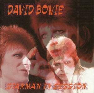 David Bowie Starman In Session 1967 - 1972