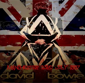 David Bowie 1997-07-23 Manchester ,Academy - SQ 8,5
