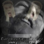 David Bowie 1996-07-07 Belfort ,Eurokeenes Festval (9 tracks) – SQ 9
