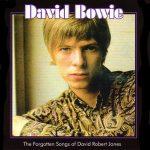 David Bowie Forgotten Songs of David Robert Jones - Collection of 1960's demos