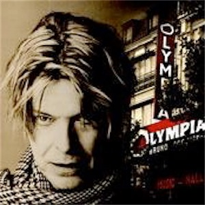David Bowie 2002-07-01 Paris ,L'Olympia Bruno Coquartrix - Paris Fashion - (Soundboard) - SQ 9,5