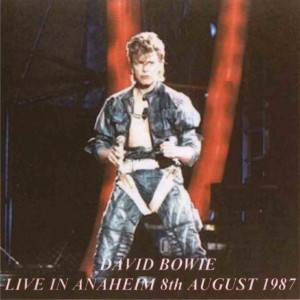 David Bowie 1987-08-08 Anaheim (Los Angeles) ,Anaheim Stadium (master + soundcheck - 24bit RAW) - SQ 7.
