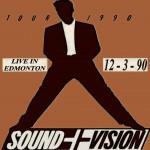 David Bowie 1990-03-12 Edmonton ,Northlands Coliseum (off master-RAW) – SQ 7,5