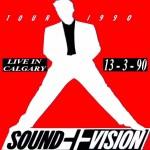 David Bowie 1990-03-13 Calgary ,Olympic Saddledome (off master - RAW - 1/2 set) - SQ 7