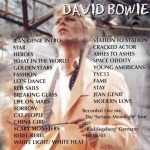 David Bowie 1983-06-18 Bad Segeberg ,Freilichtbuhne (halloween jack) - SQ -8