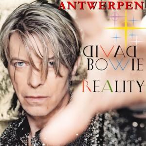 David Bowie 2003-11-05 Antwerp ,Sportpaleis - Antwerpen - (Olivier Bodart MiniDisc master) - SQ 8,5