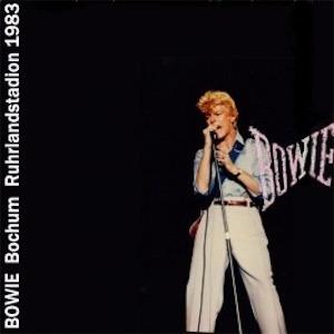 David Bowie 1983-06-15 Bochum ,Ruhrland Stadium (SteveBoy) - SQ 7,5