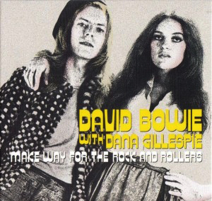 David Bowie BOWPROMO:Hunky Dory Sampler LP 1971
