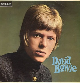 David Bowie 1967 album