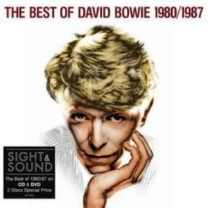 David Bowie The Best of David Bowie 1980 - 1987. (2007)