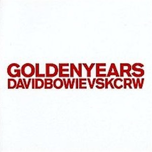 David Bowie Golden Years KCRW Re-mixes 2011