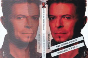 David Bowie Bowie On Canvas - Interview + Live Tracks 2003 (60 min)