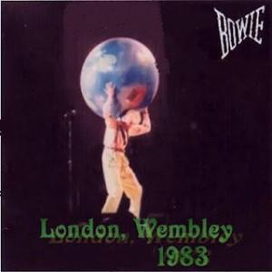 David Bowie 1983-06-03 London ,Wembley Arena (Steveboy - 2nd gen) - SQ 8,5