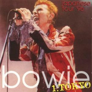David Bowie 1996-06-04 Tokyo ,Nihon Budokan Hall - 1. Tokyo - SQ 9,5