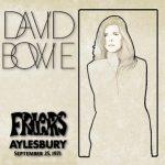 David Bowie 1971-09-25 Aylesbury ,Borough Assembly Rooms (Friars) – Friars Aylesbury – SQ 8