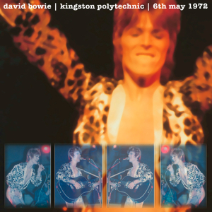 David Bowie 1972-05-06 London ,Kingston Polytecnic - Kingston Polytechnic 6th May 1972 - (lo-gen cassette) - SQ 7