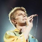David Bowie 1978-04-06 Los Angeles ,Inglewood Forum – SQ 5,5